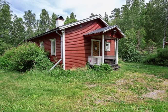 Bild: 3 rum fritidshus på Djupängsvägen 5, Heby kommun Harbo