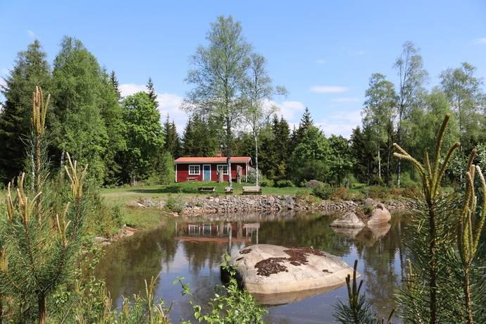 Bild: 55 m² gård/skog på Kistiga 10, Älmhults kommun