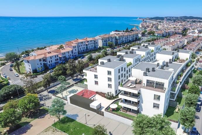 Bild: 3 rum bostadsrätt på Nyproduktion i Sitges, Spanien Sitges | Costa del Garraf