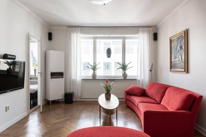 Bild: 3 rum bostadsrätt på Majorsgatan 6, Stockholms kommun Östermalm