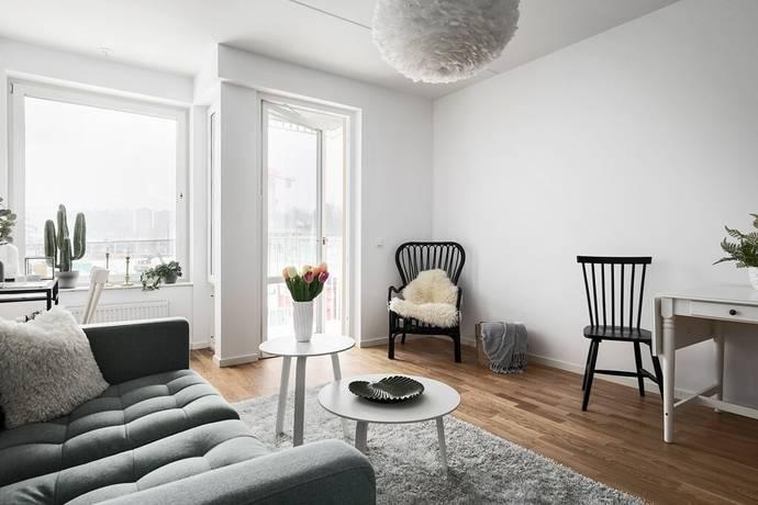 Bild: 1 rum bostadsrätt på Drabantgatan 52, Upplands Väsby kommun