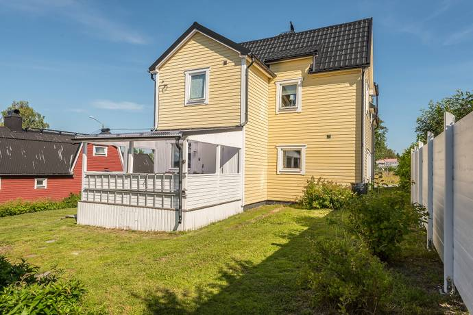 Bild: 7 rum villa på Raholmsvägen 162, Sundsvalls kommun Alnö-Ankarsvik