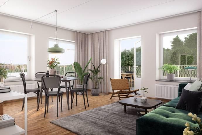 Bild från Hovås - Nya Hovås, Urbani