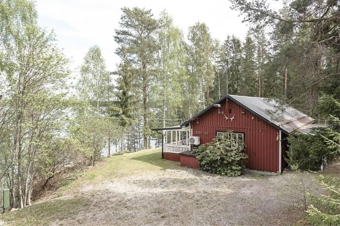 Bild: 4 rum villa på Mobottsvägen 21, Fagersta kommun FAGERSTA - Brandbo