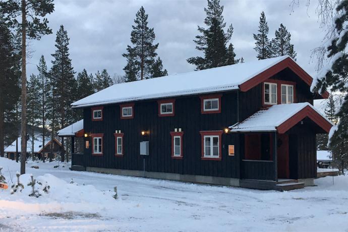Bild: 6 rum villa på Tjäderstigen 10 A och B, Älvdalens kommun Idre-Fjällbäcken