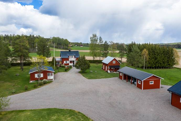 Bild: 4 rum villa på Solberga Rönninga, Eda kommun