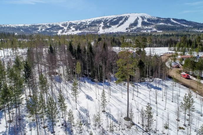 Bild: tomt på Snövägen  125, Malung-Sälens kommun Stöten, Sälen