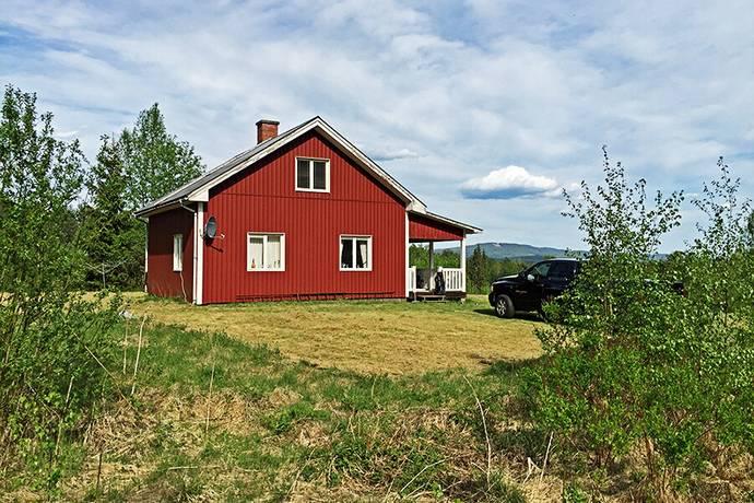 Bild: 3 rum fritidshus på Röjdåforsvägen 33, Torsby kommun Värmland, Östmark