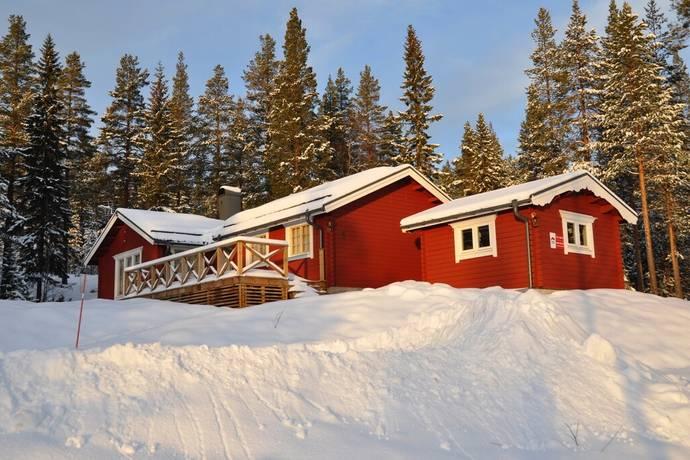 Bild: 4 rum villa på Björnrike Tjäderstigen 8, Härjedalens kommun Björnrike