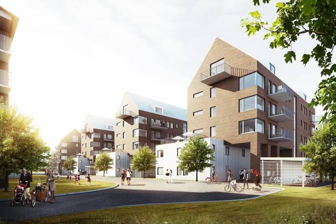 Bild: 4 rum bostadsrätt på Brf Piloten 1, A 1301, Örebro kommun Södra Ladugårdsängen