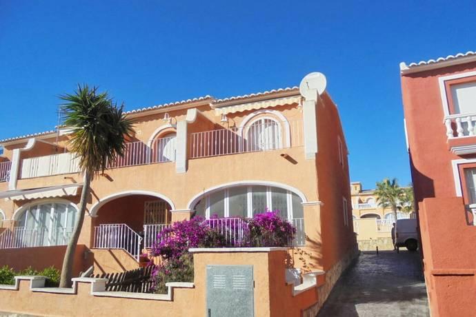 Bild: 3 rum villa på BENITACHELL - CUMBRE DEL SOL, Spanien COSTA BLANCA