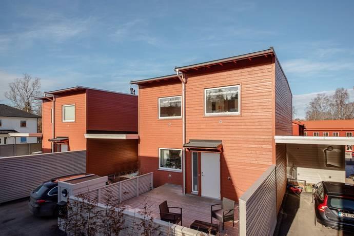 Bild: 5 rum radhus på Gudö Gårdsväg 21, Haninge kommun Gudö
