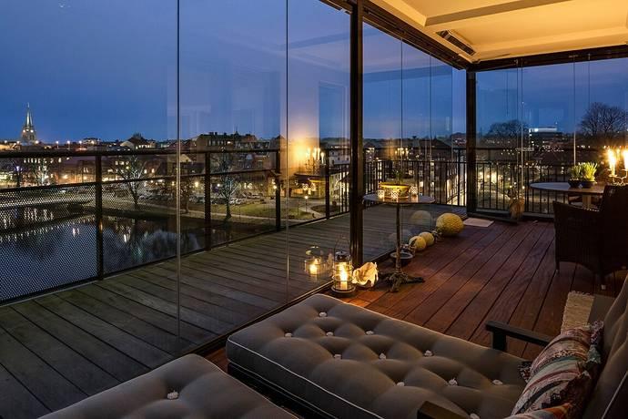 Bild: 4 rum bostadsrätt på Sven Jonsons gata 1, Halmstads kommun Centralt - Nissastrand