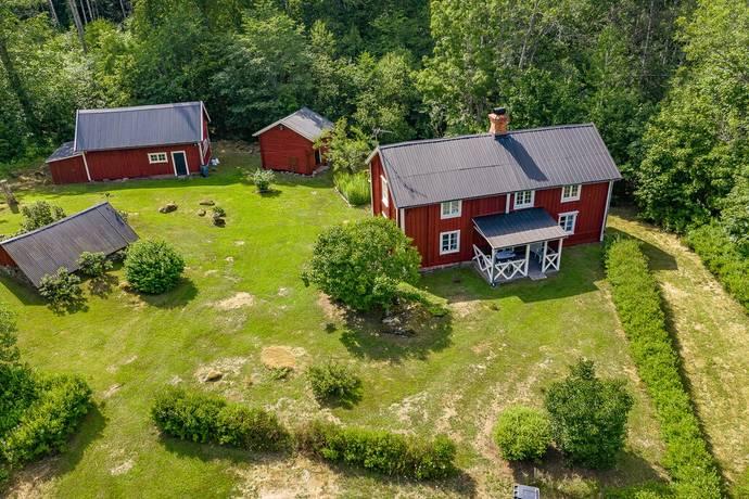 Bild: 5 rum fritidshus på Stensjögamm 2, Hultsfreds kommun Mörlunda