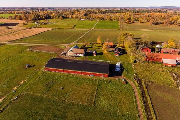 Bild: villa på Härvesta Sörgården, Lekebergs kommun