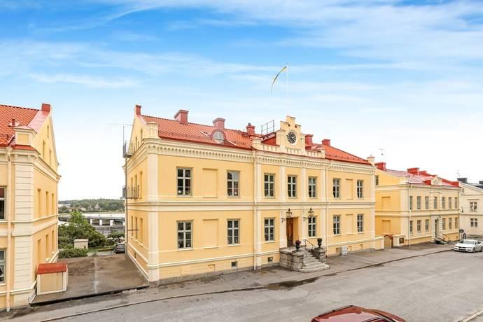 Bild: 3,5 rum bostadsrätt på Klostergatan 14, Strängnäs kommun Centralt