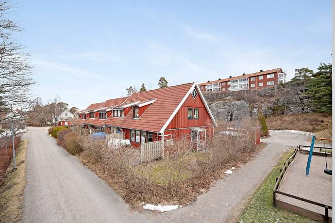 Bild: 5 rum radhus på Brunnsgatan 13, Nynäshamns kommun
