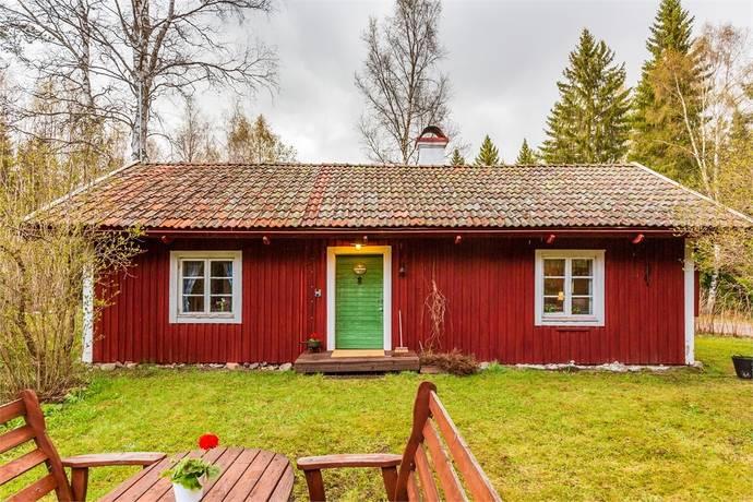 Bild: 2 rum fritidshus på Överhammarsvägen 115, Gävle kommun Axmar