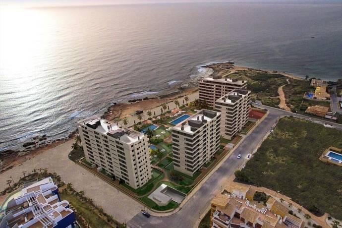 Bild: 2 rum bostadsrätt på Punta Prima, Spanien Punta Prima