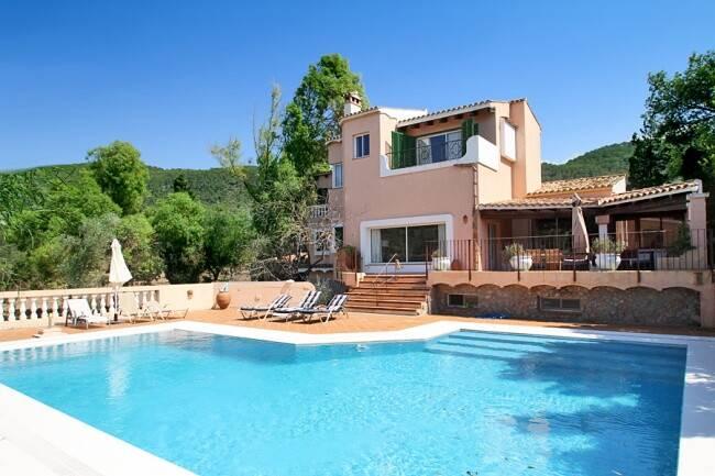 Bild: 5 rum villa på Villa, Mallorca - Port d'Andratx , ES, Spanien Port d`Andratx