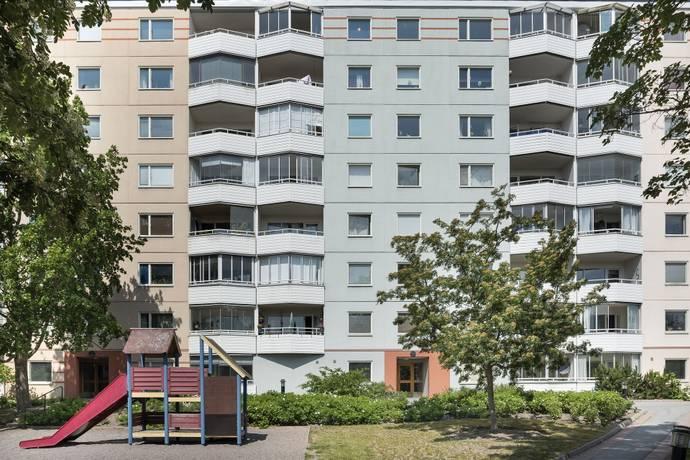 Bild: 1 rum bostadsrätt på Lejonets gata 373, Haninge kommun Brandbergen