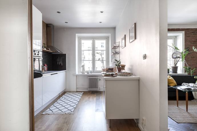 Bild: 2 rum bostadsrätt på Ringvägen 112, 2 tr, Stockholms kommun Södermalm Sofia