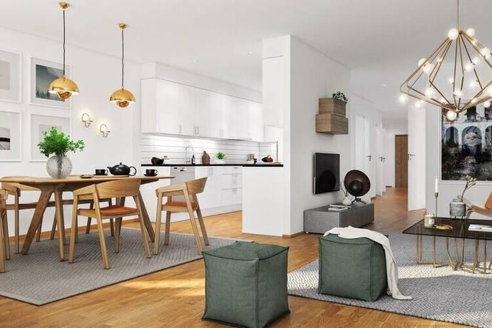 Bild: 4 rum bostadsrätt på Malmövägen 9 C, Ystads kommun Ystad - Edvinshem
