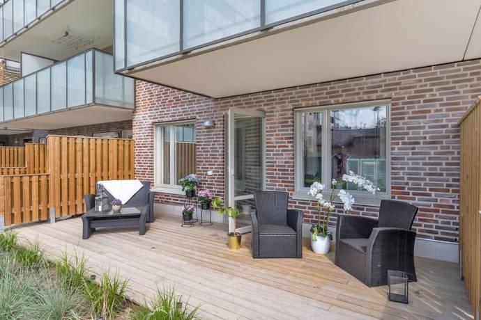 Bild: 2 rum bostadsrätt på Industrigatan 19, Uppsala kommun Kungsängen