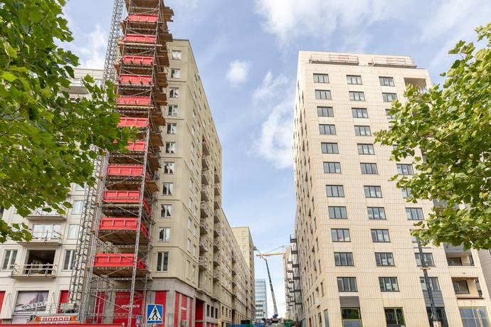 Bild: 2 rum bostadsrätt på Nina Einhorns gata 1, Stockholms kommun Vasastan