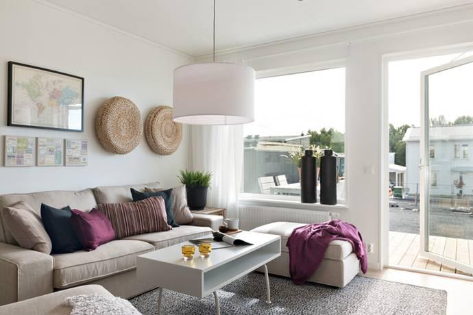 Bild: 2 rum bostadsrätt på Lertagsvägen, Knivsta kommun Sågenområdet
