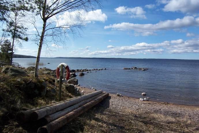 Bild: tomt på Kalle Valks Väg 1C, Laxå kommun Unden
