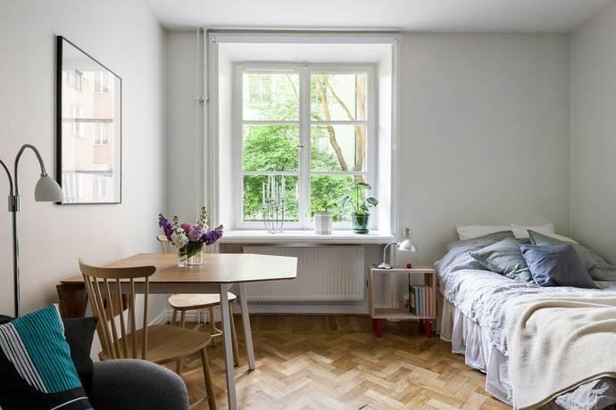 Bild: 1 rum bostadsrätt på Högalidsgatan 33, Stockholms kommun Södermalm - Hornstull