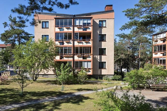 Bild: 3 rum bostadsrätt på Vikingavägen 15, Haninge kommun Centrala Handen