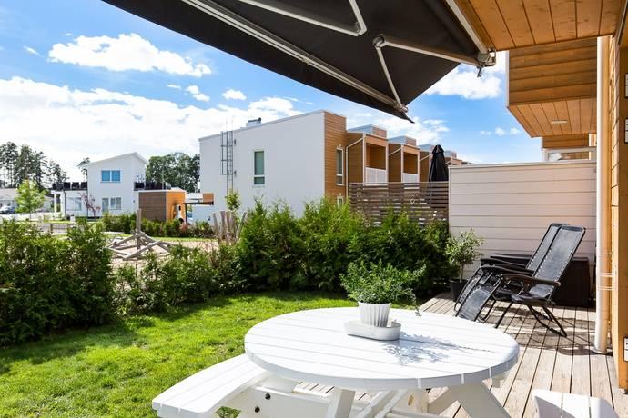 Bild: 4 rum radhus på Persikogatan 4C, Örebro kommun Mellringe