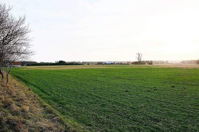Bild: tomt på Bredastensvägen 139, Ystads kommun Köpingebro