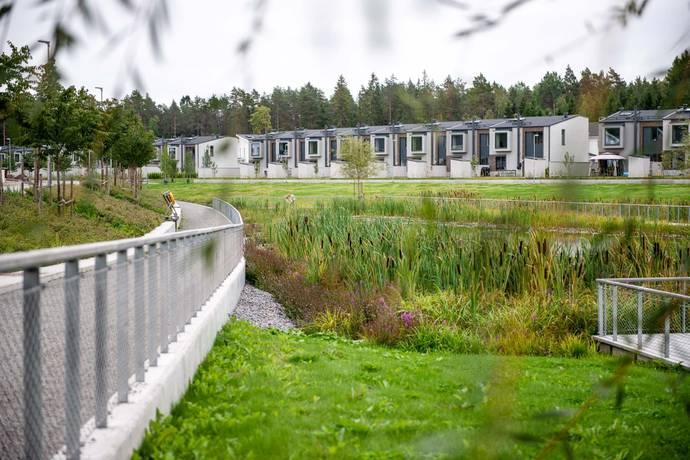 Bild: 5 rum bostadsrätt på Skogstorpsvägen 42, Uppsala kommun
