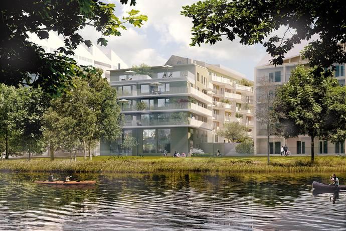 Bild: 4 rum bostadsrätt på Settergatan lgh 15-1202, Stockholms kommun Norra Djurgårdsstaden