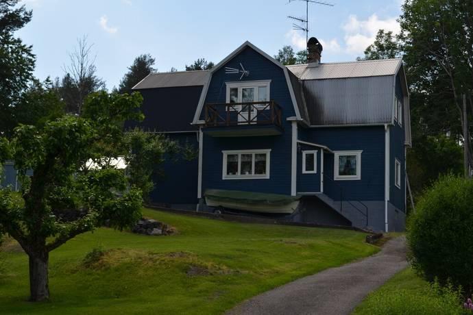 Bild: 127 m² villa på Bruksvägen 4, Melleruds kommun