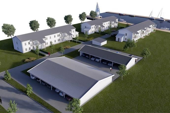 Bild: bostadsrätt på Sannakajen, Kristinehamns kommun Centralt