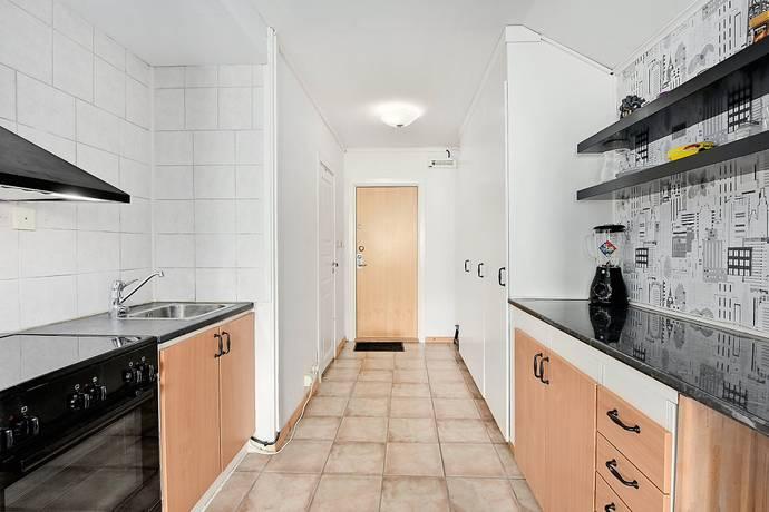 Bild: 1 rum bostadsrätt på Storgatan 6C, Umeå kommun Väst på stan