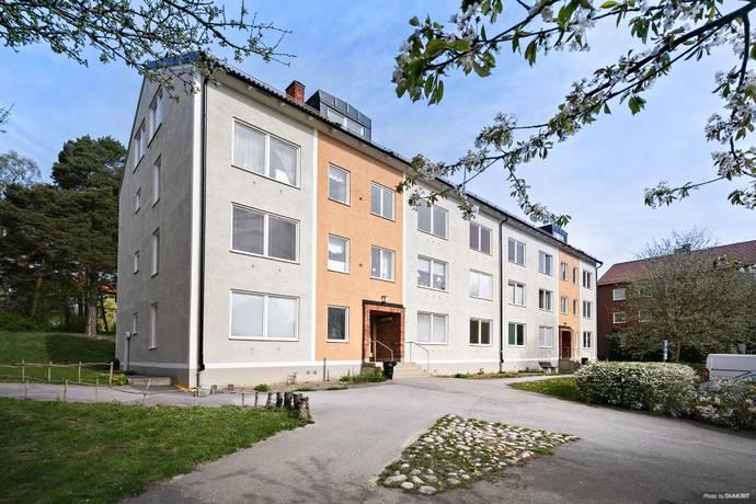 Bild: 2 rum bostadsrätt på Ängsnäsvägen 7, Huddinge kommun Centrala Huddinge