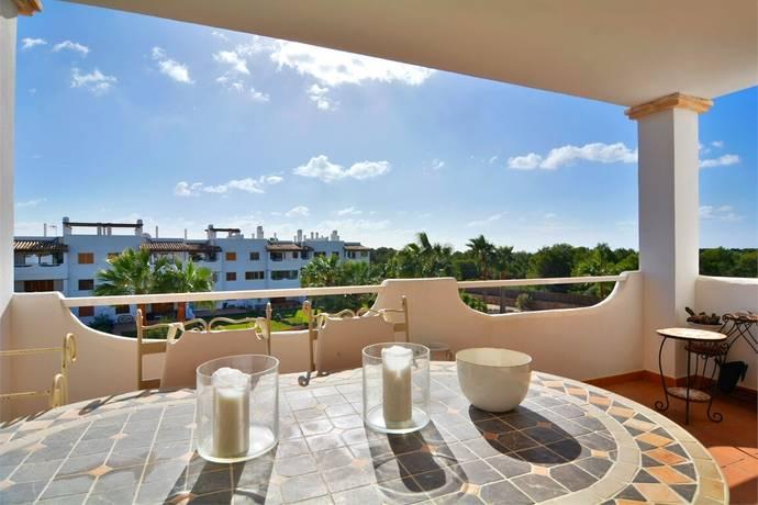 Bild: 3 rum bostadsrätt på Trea med söderläge, Spanien Cala d'Or