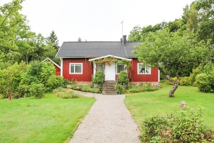 Bild: 4 rum villa på Värendsvägen 91, Ronneby kommun Backaryd