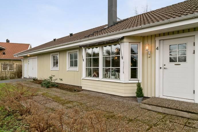 Bild: 5 rum villa på Tallvägen 4, Tanums kommun Grebbestad