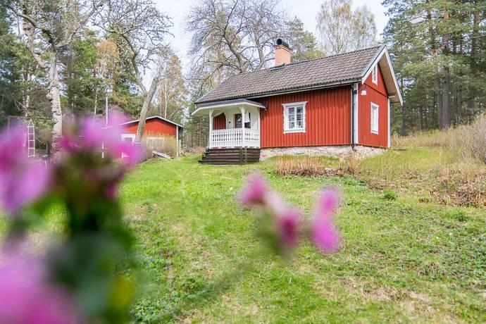 Bild: 2 rum fritidshus på Rönö Karlslund, Norrköpings kommun Rönö
