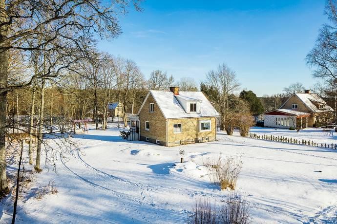 Bild: 108 m² villa på Nottebäck Rosenberg, Uppvidinge kommun Norrhult/Klavreström