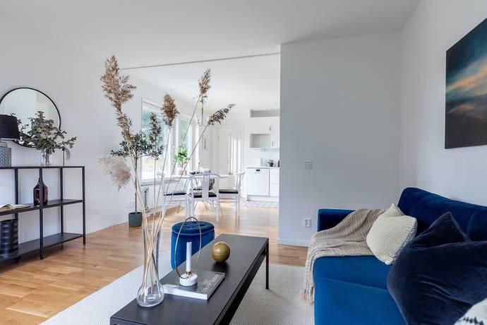 Bild: 3 rum bostadsrätt på Edövägen, Nacka kommun Västra Orminge