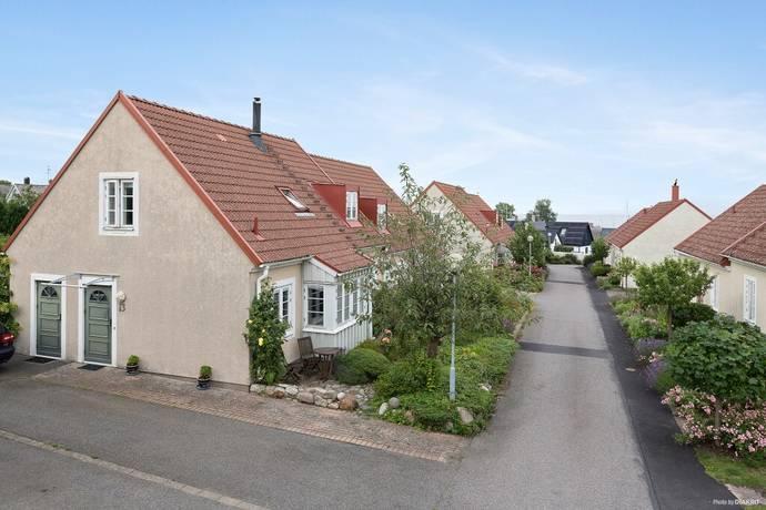 Bild: 3 rum radhus på Möllekroken 13, Simrishamns kommun Brantevik