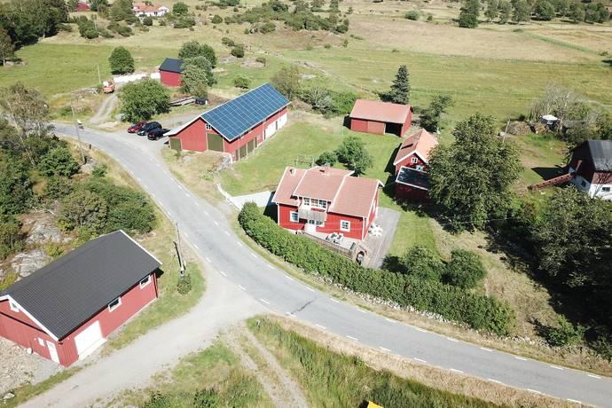Bild: 6 rum villa på Mellan-Restad 380, Kungälvs kommun