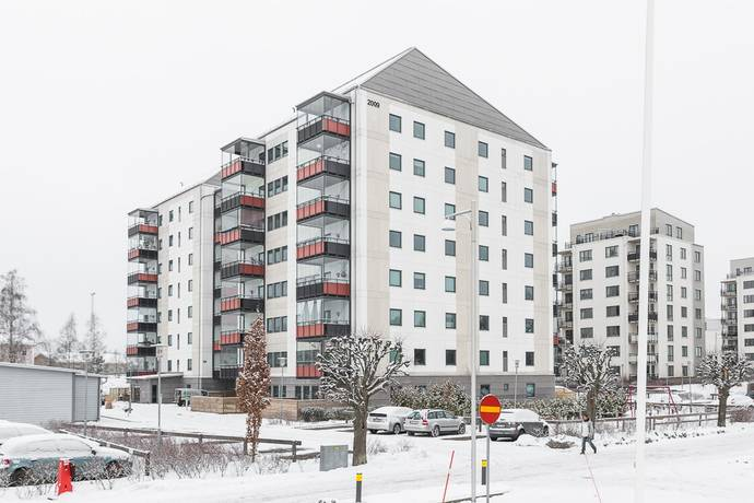 Bild: 3 rum bostadsrätt på Emil Lindells Väg 28, Växjö kommun Portvakten